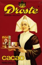 Droste cocoa package