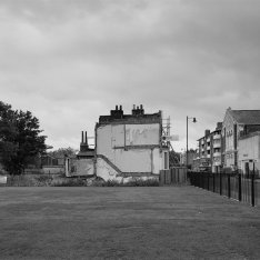 Fig.5: John Davies. Grove Road, London E3 before Rachel Whiteread, House (1993)