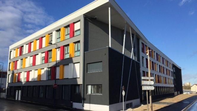 Modular Apartments Reims France Oc