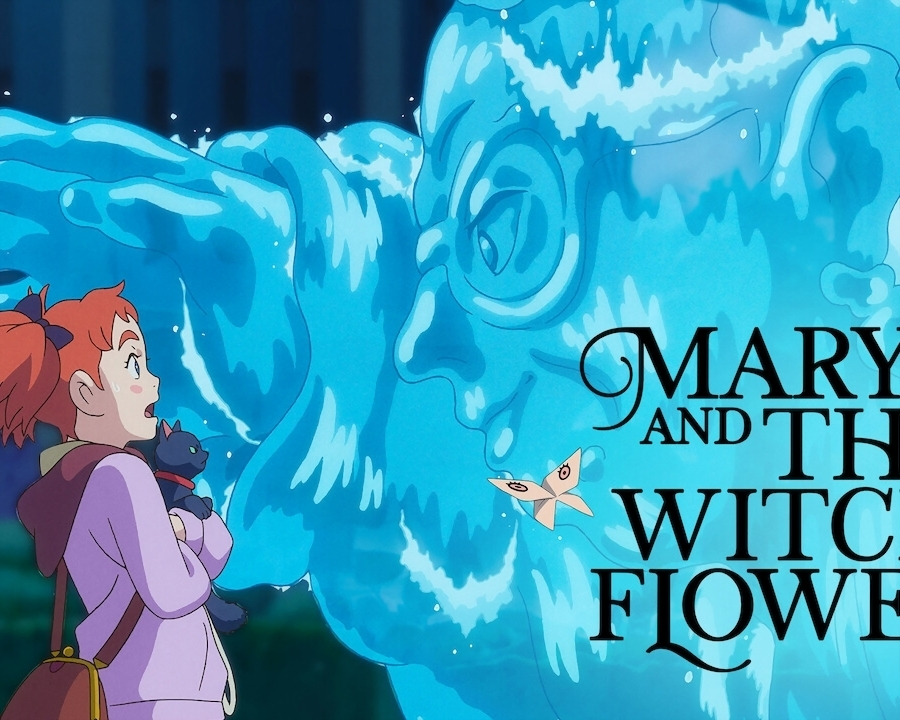 Is 'Mary and The Witch's Flower' available to watch on ...
