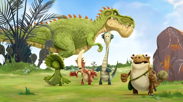 Gigantosaurus  Netflix
