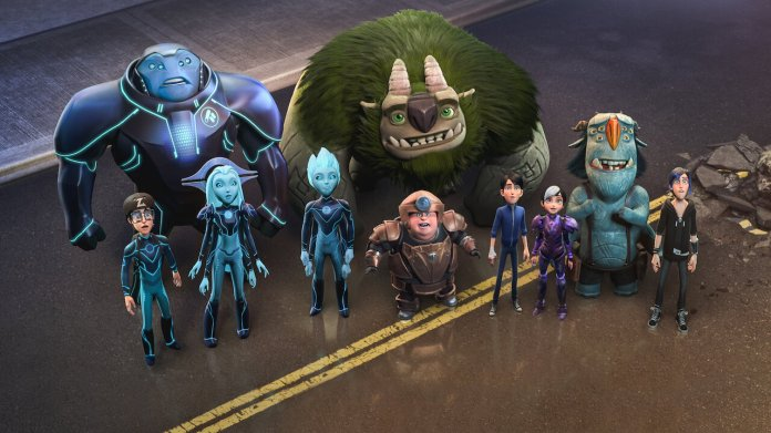 Trollhunters: Rise of the Titans   Netflix Official Site