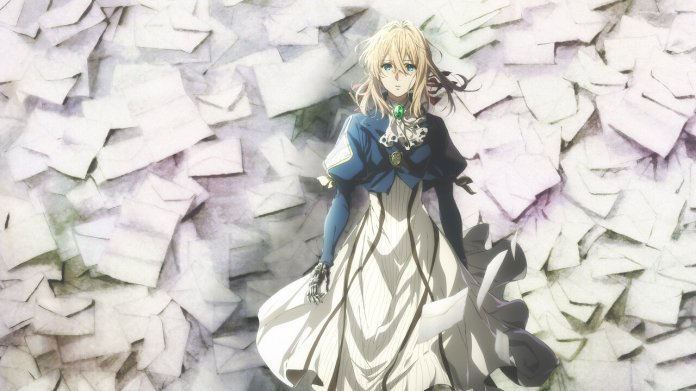 Romantic Anime Series on Netflix