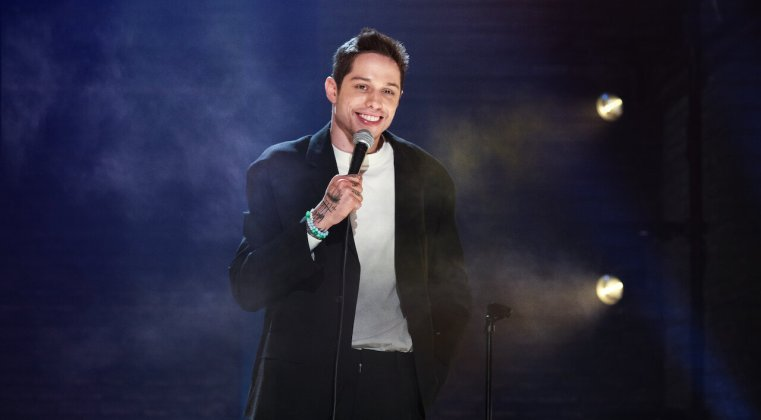 Pete Davidson: I slept with Joey Ramone