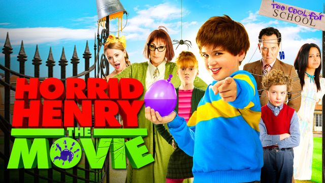 Info Page Horrid Henry The Movie