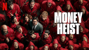 Is Money Heist: Part 4 (2020) on Netflix Japan?
