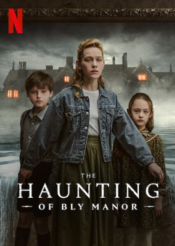 most watched Netflix show - the Haunting of Bly Manor