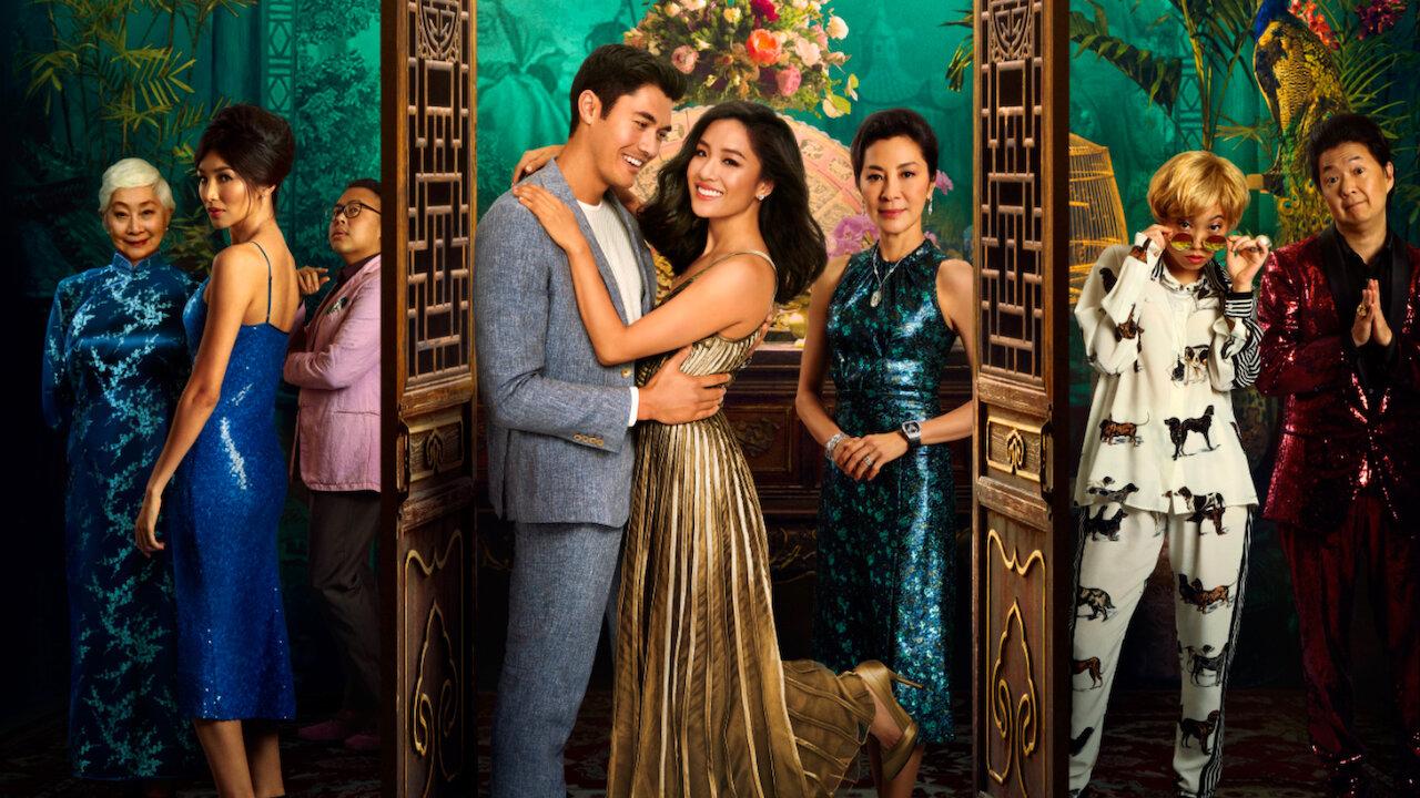 cast of crazy rich asians