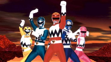 Power Rangers Lost Galaxy | Netflix
