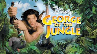 Is George of the Jungle (1997) on Netflix India?