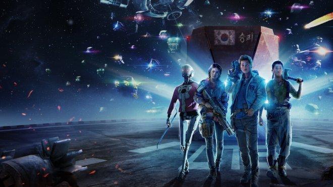 Space Sweepers | Netflix officiella webbplats