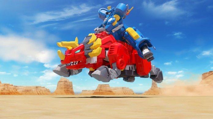 Miniforce: Super Dino Power | Netflix