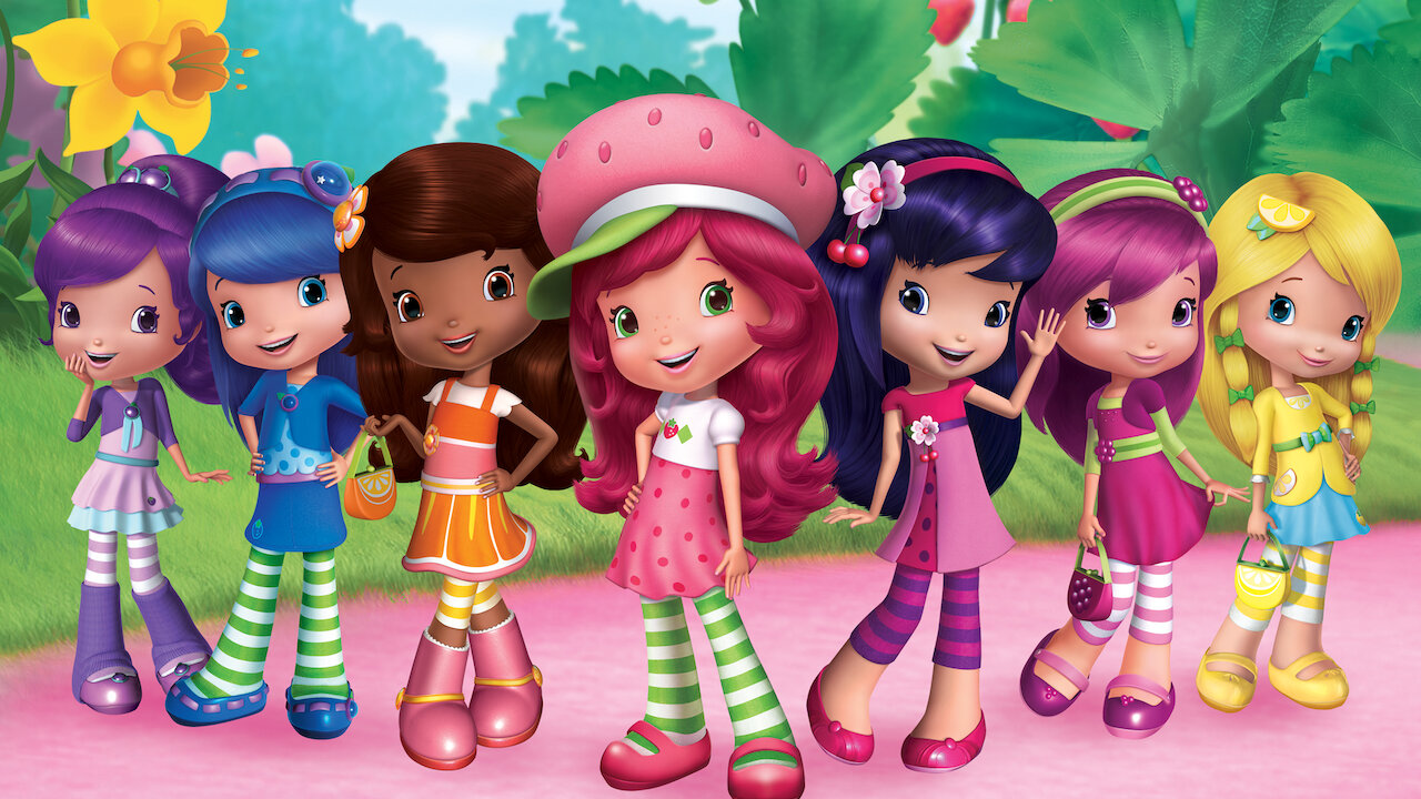 Strawberry Shortcake Berry Bitty Adventures Netflix