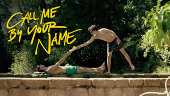 Is Call Me By Your Name 2017 On Netflix Taiwan