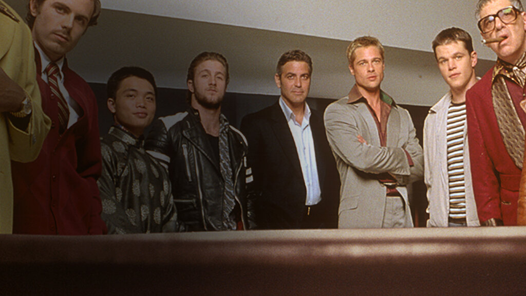 Seas are located where the land and ocean meet. Ocean S Eleven Netflix
