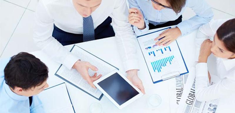 Process Efficiency, Compliance, Tax Planning & Filing ipad