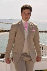 A Well Dressed Man in an Occasionally Suited Cyprus hired suit.