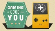 Video games can be good for you!