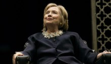 Hillary Clinton another Wall Street candidate