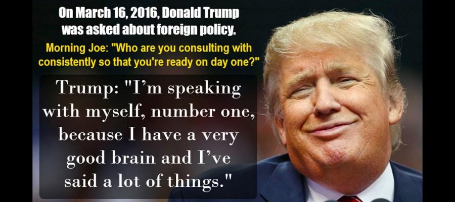Trump Brain