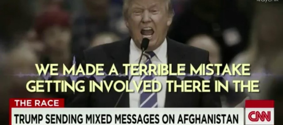 Trump-Afghanistan