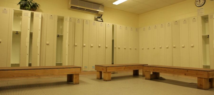 Locker Room