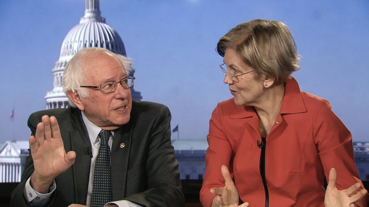Bernie vs. Warren vs. Everyone Else