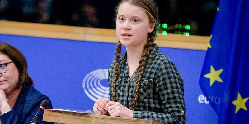 climate change activist