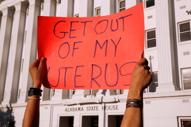 Alabama's anti-abortion abomination
