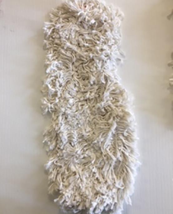 Ricambio scopa cotone corsia lunghezza 40 cm