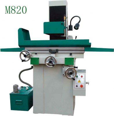 [:pt]Retificadora Plana M820 Manual[:]