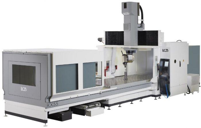 [:pt]Centro de maquinação de 5 eixos KX40 Five1[:]