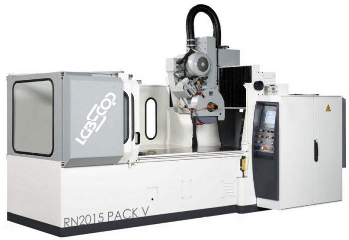 [:pt]Retificadora CNC de pórtico PACK V 2015[:]
