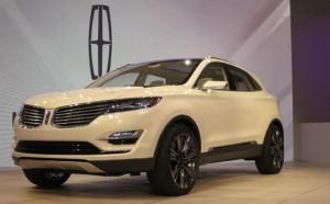 Les nouveaux 4x4 du Salon de l'automobile de Détroit – Ford Lincoln MKC Concept