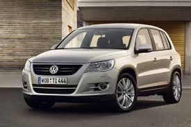 Le Volkswagen Tiguan