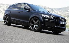 Juin : Audi Q7
