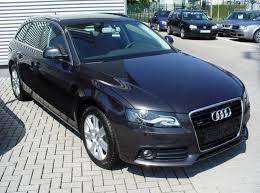 Audi A4 (B8) Avant quattro