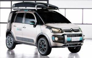 Le Citroën C3 Aircross prévu au deuxième trimestre