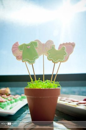 Chic Baby shower_cookies