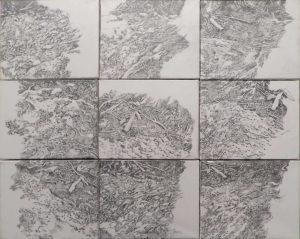 Les sols de sécheresse d'Henri Cueco
