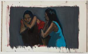 Pourquoi je pense que Damien Cabanes est un des meilleurs peintres en France, aujourd'hui