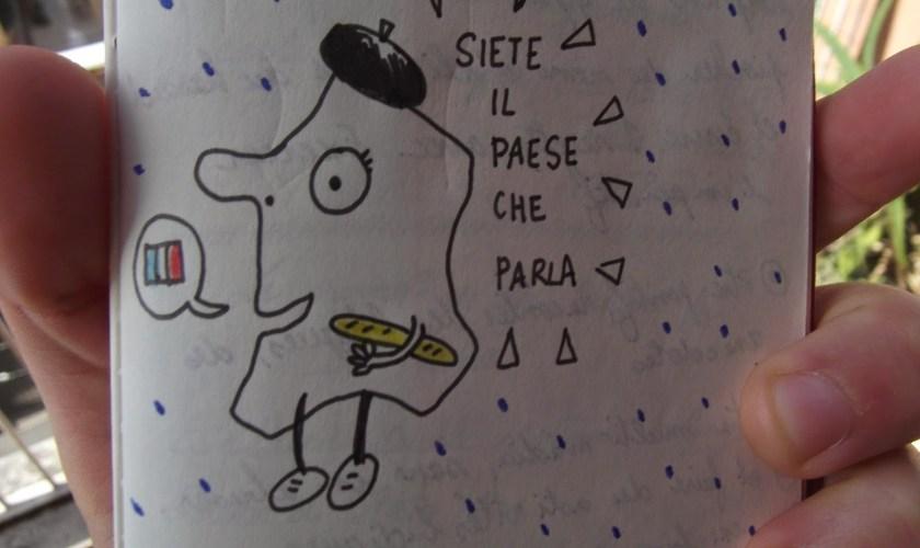 Être assistante de langue en Italie