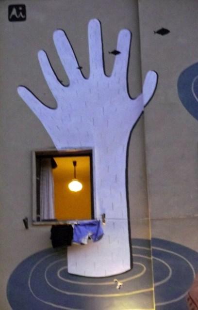 street art, testaccio