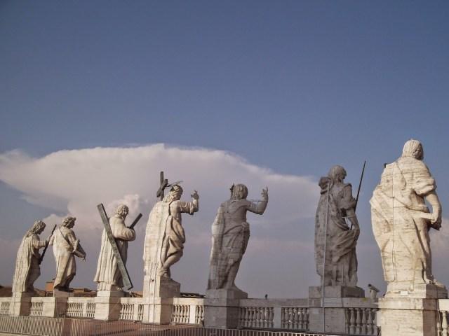 50 choses à faire à Rome vatican