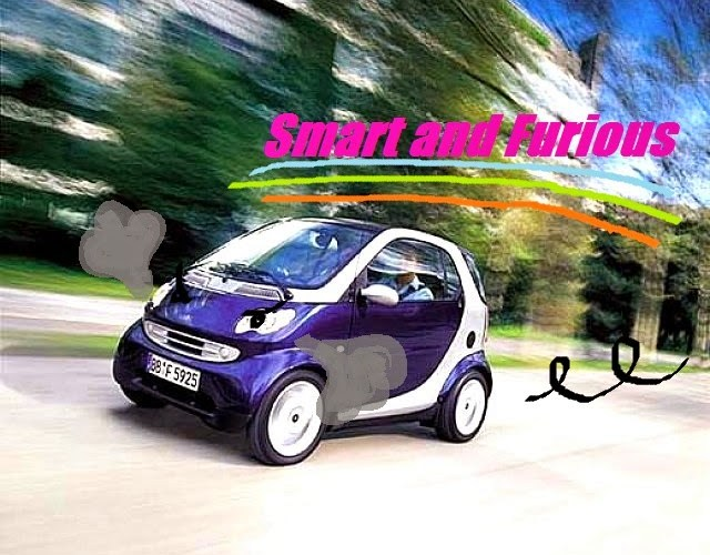 Smart and furious : conduire en Italie