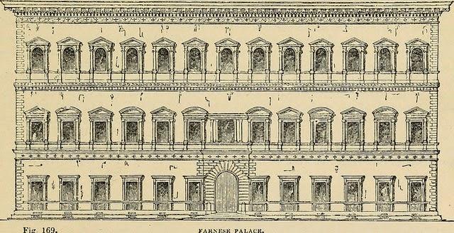 journées du patrimoine a rome palais farnèse