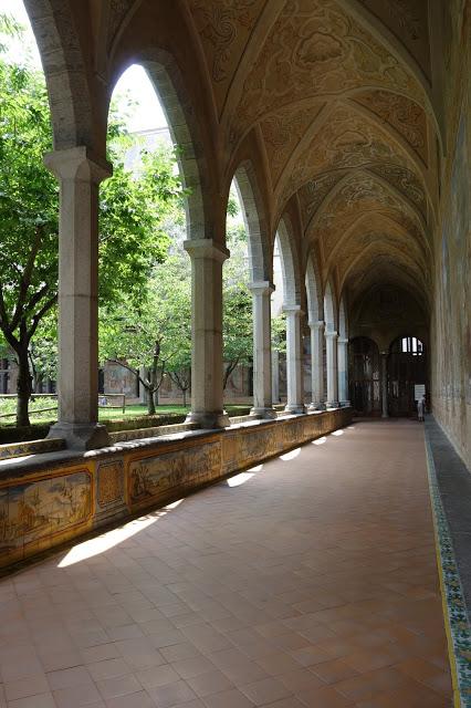 couvent santa chiara naples
