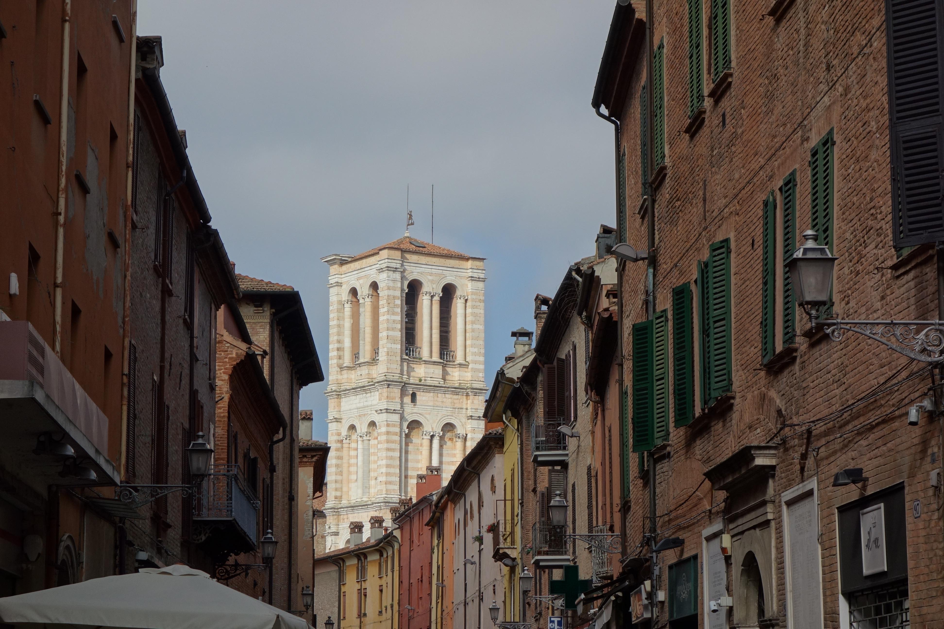 Ferrara, ou comment s'échapper de l'ennui
