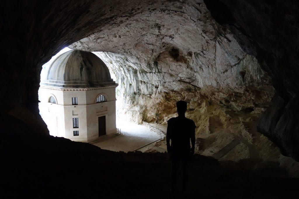 Le temple du Valladier