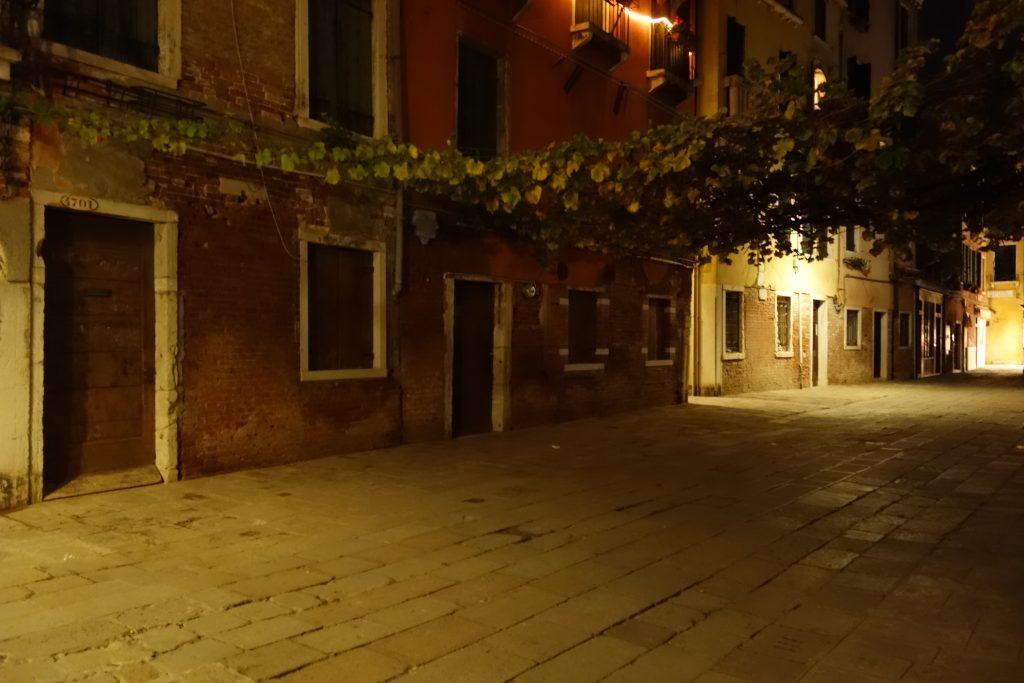 Sortir à Venise